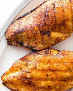 J Nebel's margarita chicken recipe